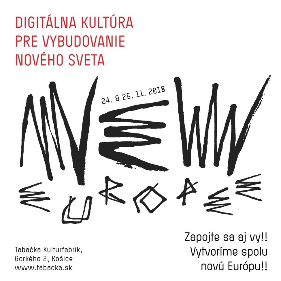 Nová Európa - Tabačka Kulturfabrik 493a4a6cc2