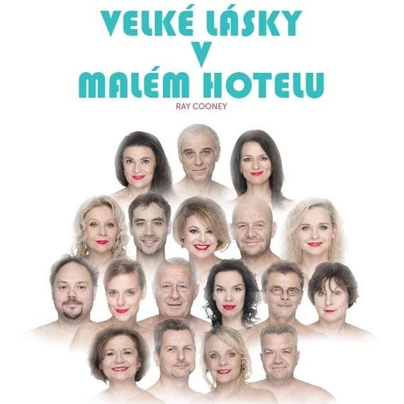 Velké Lásky v Málem Hotelu - Jilemnice