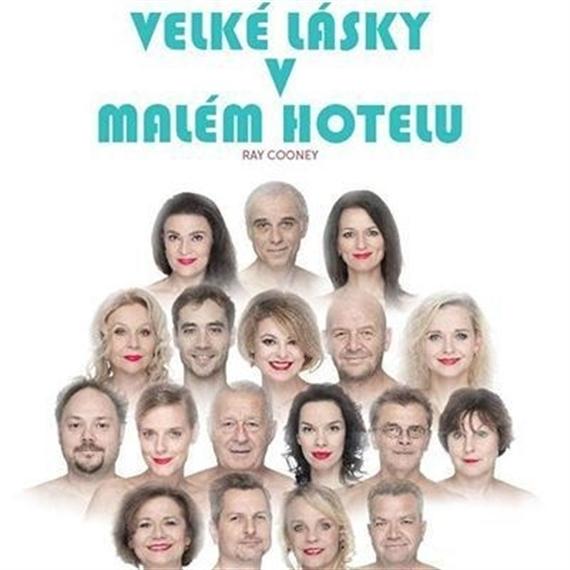 Velké Lásky v Málem Hotelu - Blovice