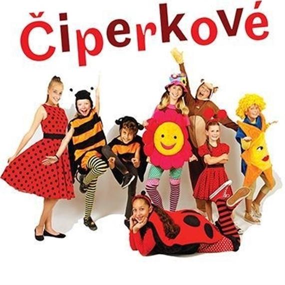 Čiperkové - Pardubice