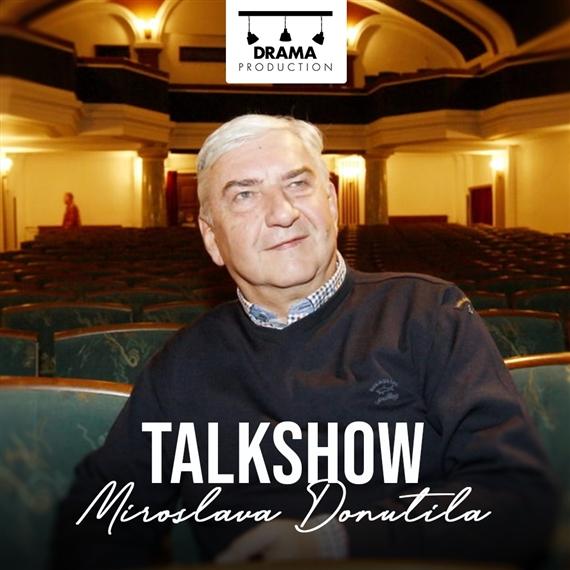 Talkshow Miroslava Donutila - Český Krumlov