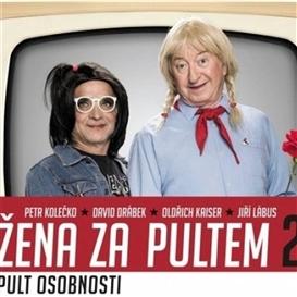 Žena za pultem - Letovice