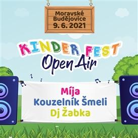 Kinder Fest OPEN AIR - Moravské Budějovice