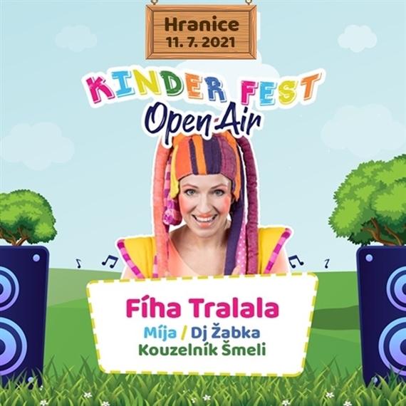 Fíha Tralala v Hranicích // Kinder Fest Open Air