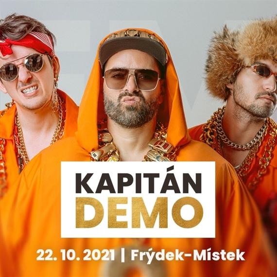 Kapitán DEMO | Frýdek-Místek 22. 10. 2021