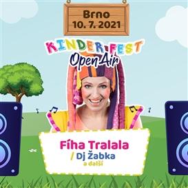 Fíha Tralala v Brně // Kinder Fest Open Air