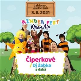 Čiperkové v Jablonci nad Nisou // Kinder Fest Open Air
