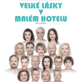 Velké lásky vmalém hotelu - Boskovice
