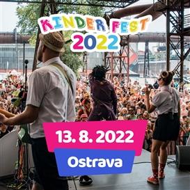 Kinder Fest Ostrava - 13. 8. 2022