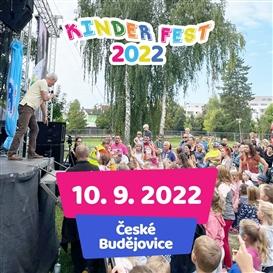 Kinder Fest České Budějovice - 2022